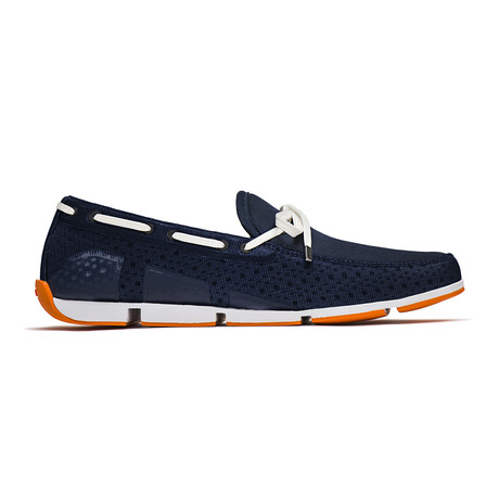 Breeze Lace Loafer // Navy (US: 7)