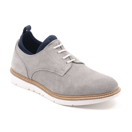 Colombia // Light Gray Suede (US: 7)
