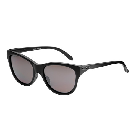Men's Hold Out Polarized Sunglasses // Matte Black