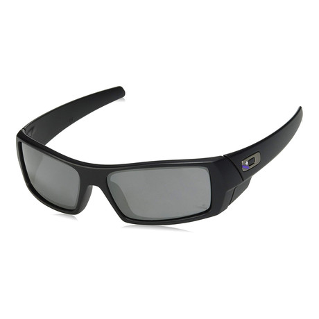 Men's Gascan Sunglasses // Hero Blue + Black