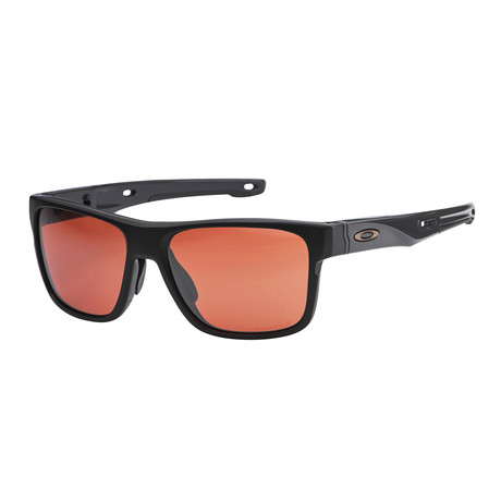 Men's Crossrange Sunglasses // Matte Black
