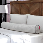 BEHRENS England // Charcoal Infused Memory Foam Body Pillow
