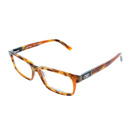 Men's Niall Optical Frames // Marble Brown
