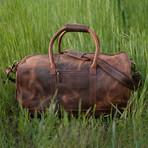 45L Denali Duffel (Antique Brown)