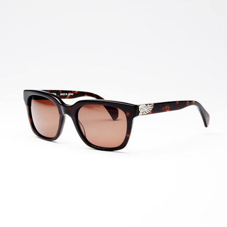 Unisex Kashmir Polarized Sunglasses // Tortoise