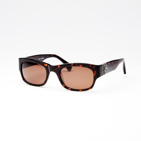 Unisex Route 66 Sunglasses // Tortoise