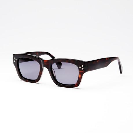 Unisex Slick Sunglasses // Tortoise