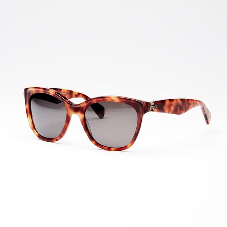 Women's Sugaree Sunglasses // Matte Amber