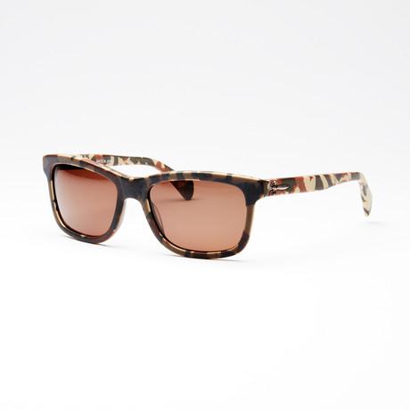 Men's T-Bone Sunglasses // Camo