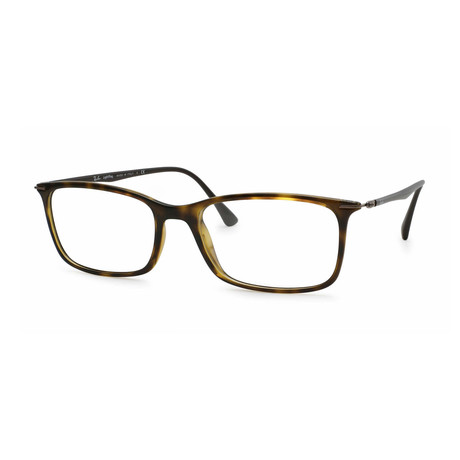 Men's Lightray Optical Frame // Black
