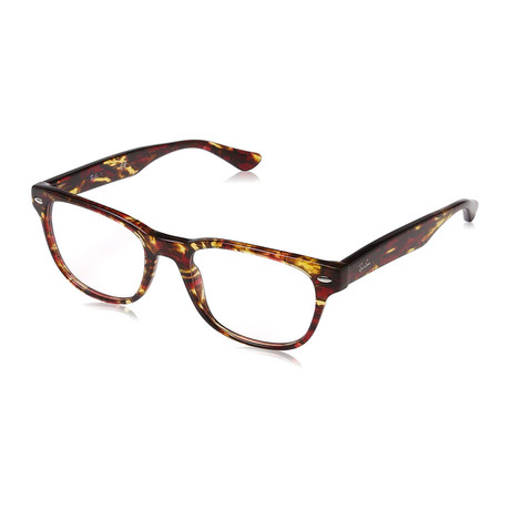 Men's 0RX5359 Rectangle Optical Frames // Tortoise
