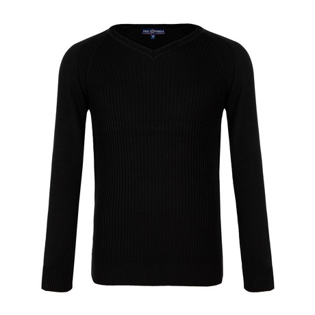 Darrin Sweater // Black (S)