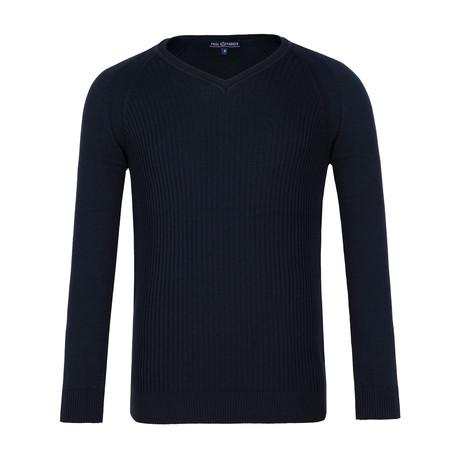 Kerrick Sweater // Navy (S)