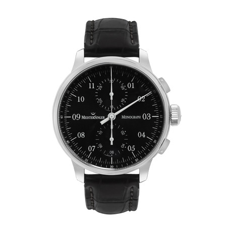 Meistersinger Monograph Chronograph Automatic // MM102 // Store Display