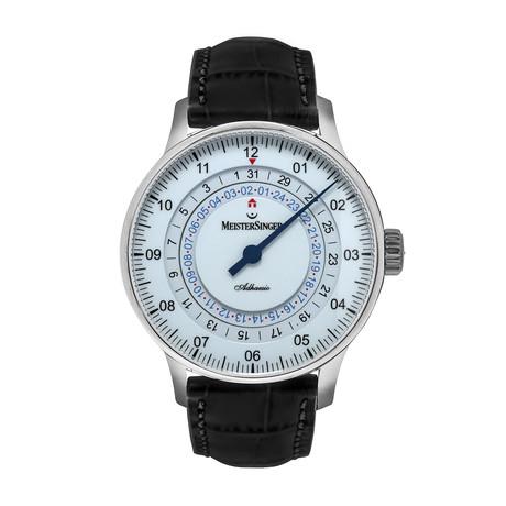 Meistersinger Adhaesio GMT Automatic // AD901 // Store Display