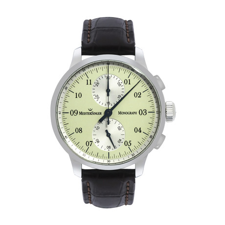 Meistersinger Monograph Chronograph Automatic // MM103 // Store Display