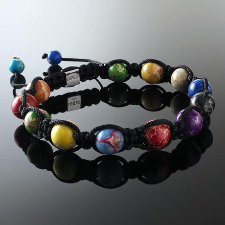 Chroma Shamballa Bracelet (S)