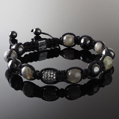 Luminary Shamballa Bracelet (S)