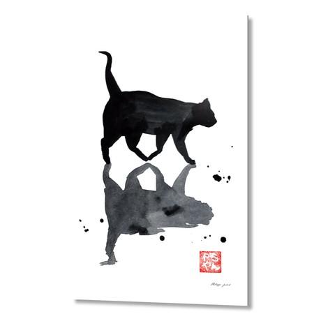 Shadow // Aluminum Print