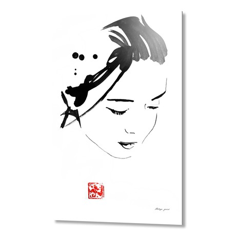 Visage // Aluminum Print