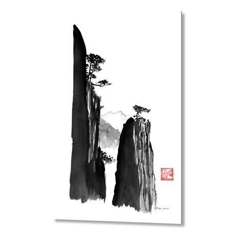 Mountain // Aluminum Print