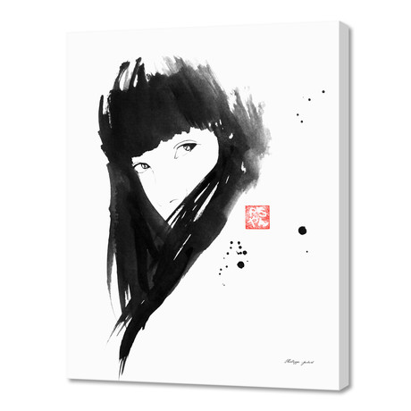 Chinoise 02 // Canvas
