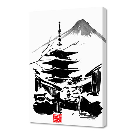 Temple // Canvas