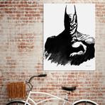 "Batman // Canvas (16""W x 24""H x 1.5""D)"