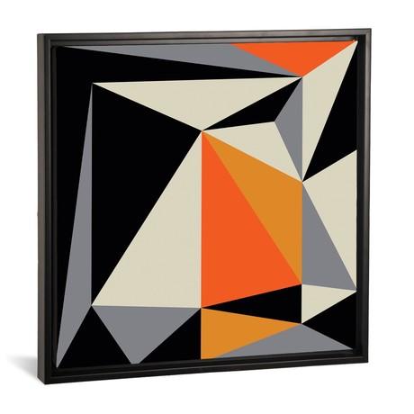 "Angles III // Greg Mably (18""W x 18""H x 0.75""D)"