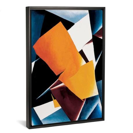 """Painterly Architectonics // Lyubov Popova (18""""W x 26""""H x 0.75""""D)"""