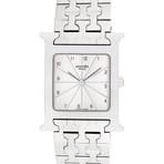 Hermès H Watch Quartz // Pre-Owned