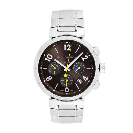 Louis Vuitton Tambour Chronograph Automatic // Pre-Owned