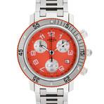 Hermès Clipper Diver Chronograph Quartz // Pre-Owned