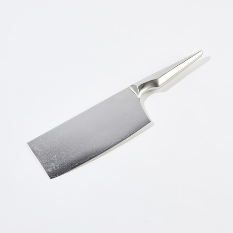 Shiroi Hana Cleaver Knife // 7.5""