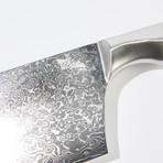 "Shiroi Hana Cleaver Knife // 7.5"""