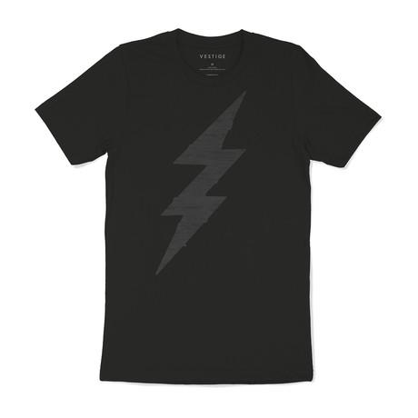 Bolt Graphic T-Shirt // Black (S)