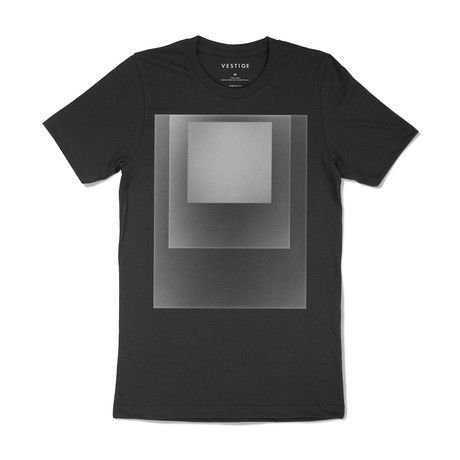 Infinity Redux Graphic T-Shirt // Black (S)