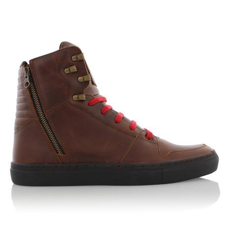 Adonis Boot // Chocolate (US: 7)