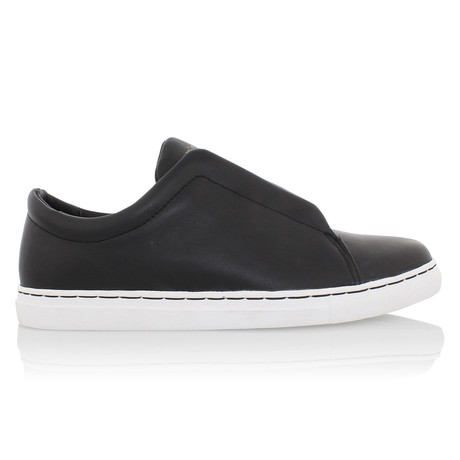 Turino Leather Sneaker // Black (US: 7)