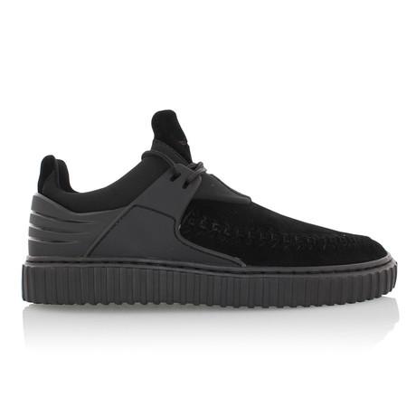 Castucci Casual Sport Sneaker // Black (US: 7)