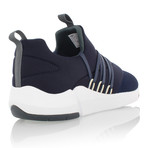 Matera Strap Sneaker // Navy (US: 9.5)