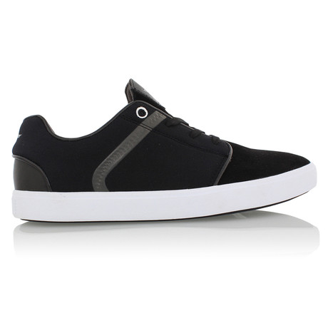 Santos Skate Shoe // Black + White (US: 7)