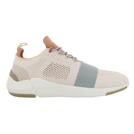 Ceroni Knit Sneaker // Silver + Cloud + Salt (US: 7)