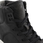 Cesaris Archive High-Top Sneaker // Black (US: 9.5)