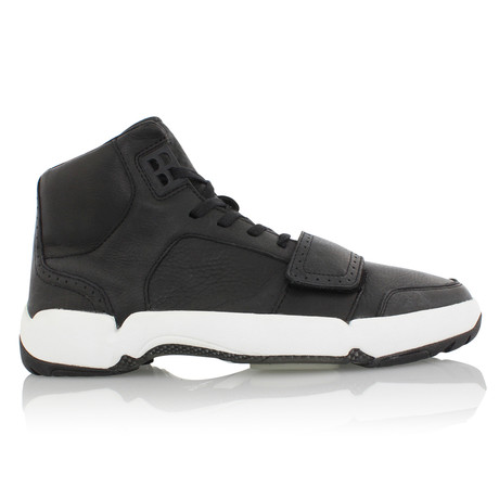 Cesaris Archive High-Top Sneaker // Black (US: 7)
