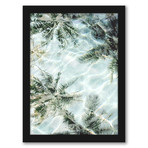 Tropical Beach Framed Gallery Wall Set