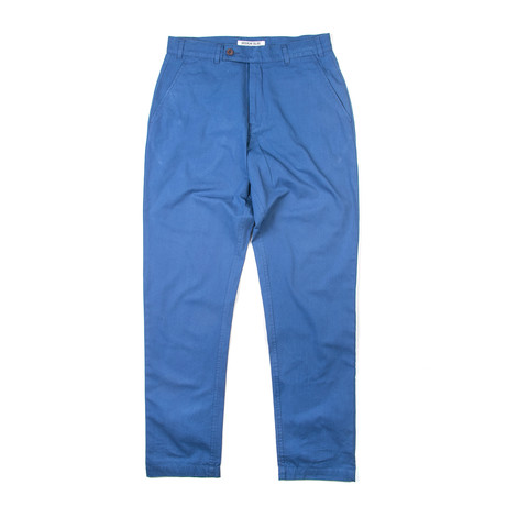 BKT30 Slim Fit Chino // Blue (XS)
