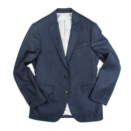 BKT50 Jacket // Navy Herringbone (XS)