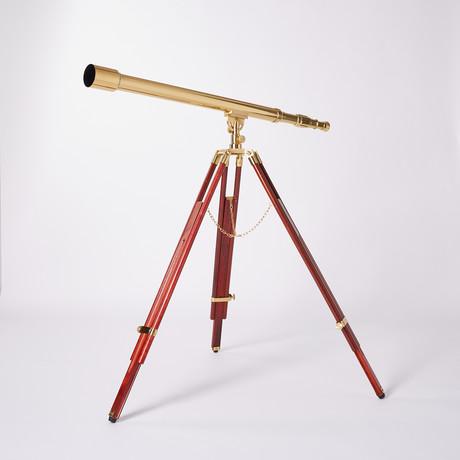 Premium Harbormaster Telescope W/ Standard Mount // 44-inch