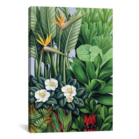 """Foliage II // Catherine Abel (12""""W x 18""""H x 0.75""""D)"""